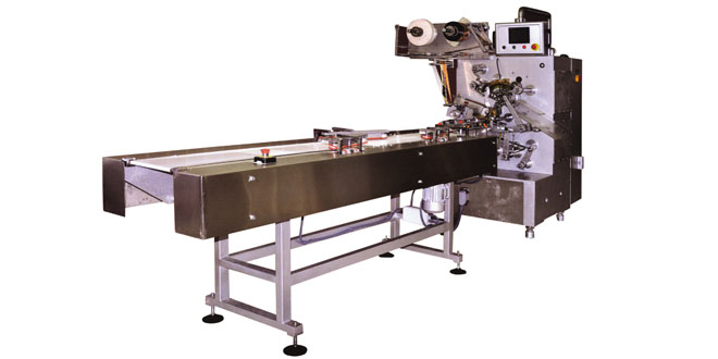 Çikolata Paketleme Makinesi