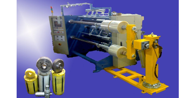 DDB - Serisi Bobin Kesme Makinesi
