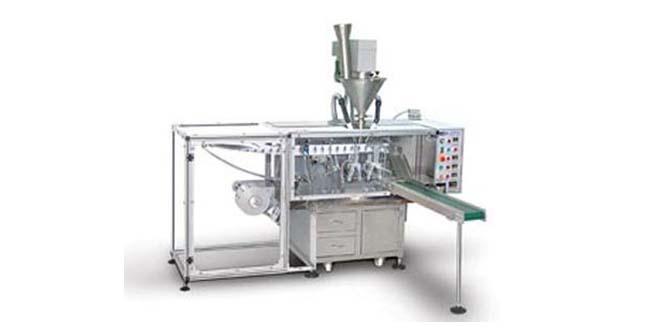 Favorit- 110 Tam Otomatik Yatay Toz Dolum Paketleme Makinası
