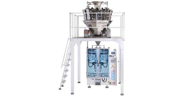 ODM 300 + TW-C /14 On Dört Kefeli Elektronik Terazili Paketleme Makinası